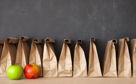 Food: building blocks of strength for children