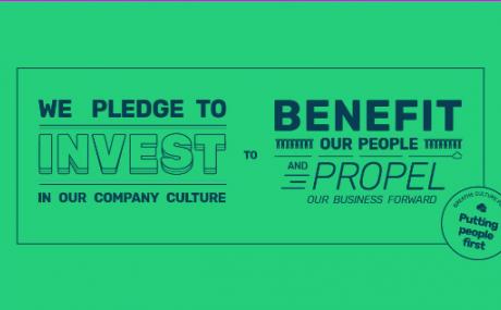 We've taken the Breathe Culture Pledge