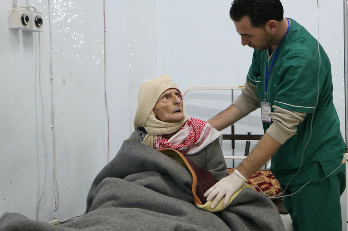 Syrian Old Women