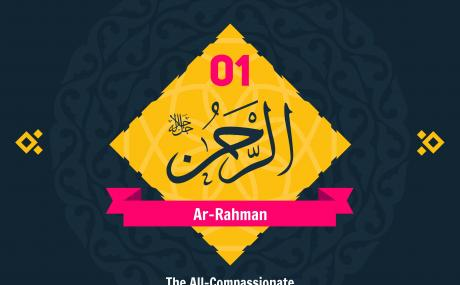 The 99 Names of ALLAH (SWT)